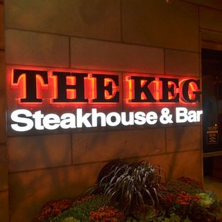 Episode 85: The Keg - Steakhouse & Bar