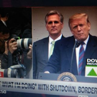Government Shutdown Update, Trump, And Peloski @VXclusiV