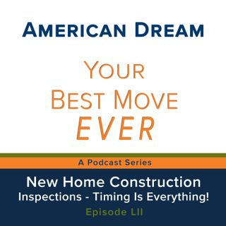 Ep 52 - New Home Construction Inspections