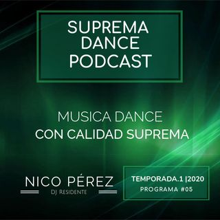 DJ Residente Nico Pérez | Programa-5 | T.1 | SDP
