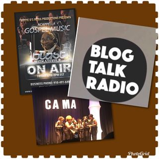 Stevie B's Acappella Gospel Music Blast - (Episode 107)