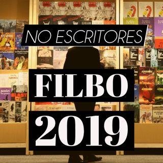 Los No Escritores conversan: ¿Será que la FILBO sí es una feria?