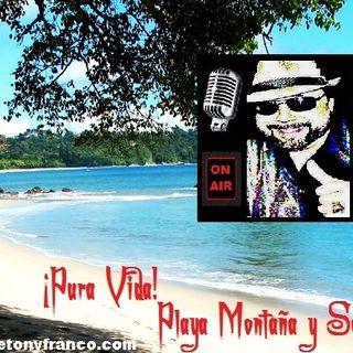 PURA VIDA música tropical y folclórica costarricense e invitados