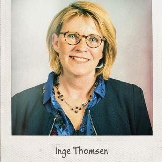 KANDIDATERNE: Inge Thomsen