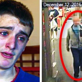 Ragazzo di 17 anni vede una bambina in difficoltà e decide di aiutarla!