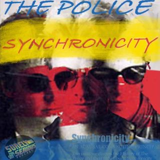 Synchronicity (The Police) vs. Frontiers (Journey). Which is the best of 1983?!