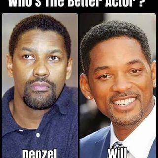 Denzel Washington vs. Will Smith 👀