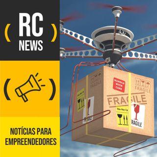 Ambev quer fazer delivery com drone RCNEWS 20.04.21