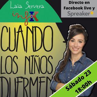 CLND 056 La importancia de mantener a los niños bien informados, con Laia Servera de #infok TV3Cat