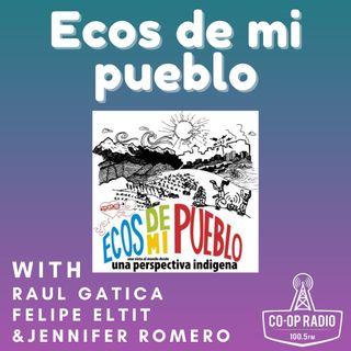 Ecos de mi pueblo - July 12th 2021