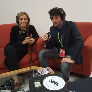 NWR intervista Sonia Pallai #Glocalnews2016