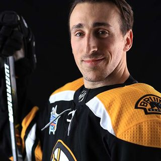 Bruins' Brad Marchand Anxious To Return From Suspension