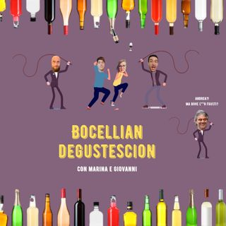 #23 - Bocellian Degustescion - Giovanni e Marina - Nebbiolo Edition