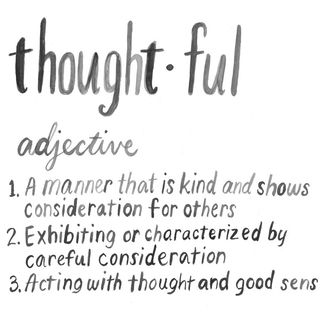 Episode 25: The Art of Thoughtfulness