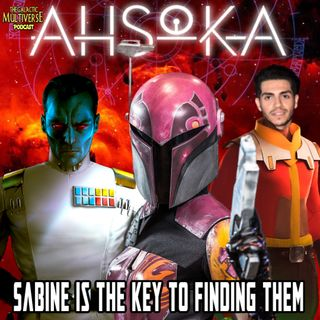 How Sabine Is The Key To Finding Grand Admiral Thrawn & Ezra