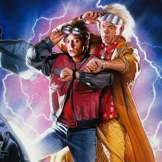 Hero Heads Podcast - Back to the Future (Part Two)