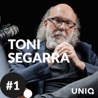 UNIQ #1. José Manuel Calderón conversa con Toni Segarra
