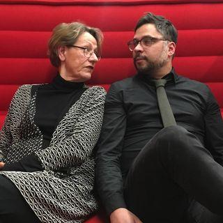 Gudrun Schyman – om alkoholism, kärlek och små backspeglar