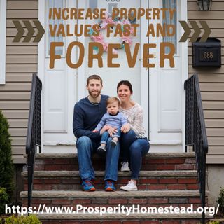Increasing Property Values Fast and Forever in Any Market | 001-K0708A