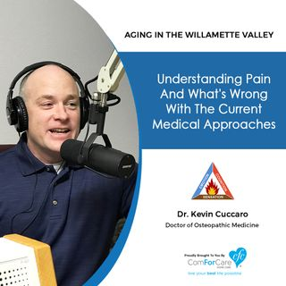 7/17/18: Dr. Kevin Cuccaro from Straight Shot Health | Understanding Pain and the Problem with Current Medical Approaches