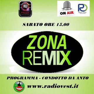 ZonaRemix  9 maggio RadioOvest