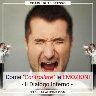 5 Come controllare emozioni-Dialogo Interno