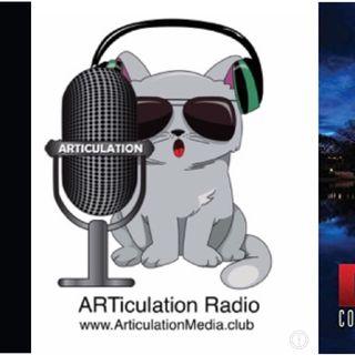 Articulation Radio - California Man Plots Murders (interview with author William Turner)