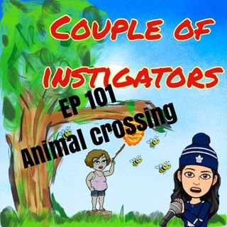 EP 101 Cindy Sarah and Lauren talk Gaming and Animal Crossing for Adults.