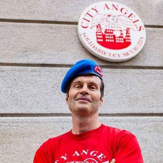 City Angels, il fondatore Mario Furlan: «Ancora più attivi ora con l'emergenza freddo»