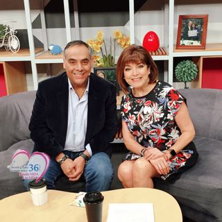 Entrevista a César Filio. Comediante.