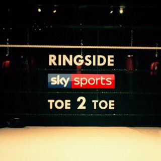 Ringside Toe2Toe - 19th November 2014