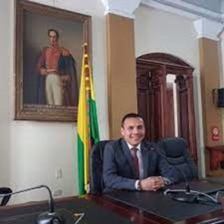 David Mora Pinza - Diputado Nariño