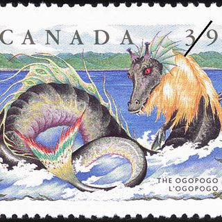 Ogopogo and Manipogo - Creatures