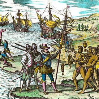 storie di Storia - Lo sbarco in America - Alberto pillole di storia