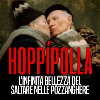 HOPPIPOLLA - L'infinita bellezza del saltare nelle pozzanghere
