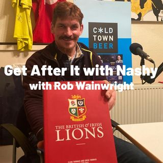 Episode 70 - former Scotland Captain Rob Wainwright