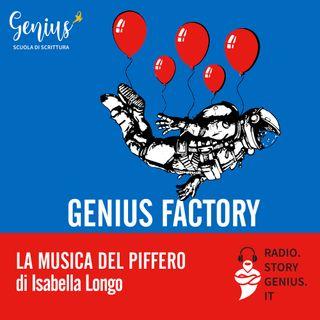 """""""La musica del piffero"""" di Isabella Longo"""