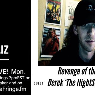 Revenge of the Titans w Derek 'The NightStocker' Murphy 3/1