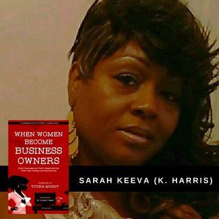 Chapter 5 - Sarah Keeva (K. Harris)