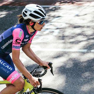 """Podcast - Dalia Muccioli: """"Lascio il ciclismo, ma sarà sempre nel mio cuore"""""""