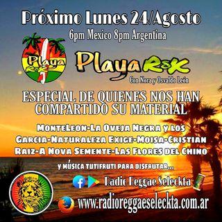 Playa RsK (Radio Reggae Seleckta)
