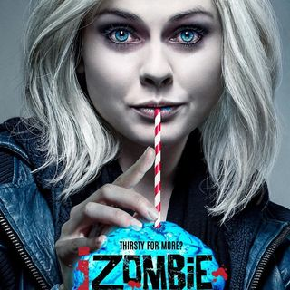 iZombie - Rahul Kohli, Aly Michalka, Robert Buckley Interview