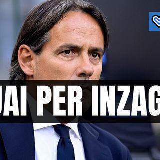 La Nazionale inguaia Inzaghi: la sua Inter perde pezzi per la Sampdoria