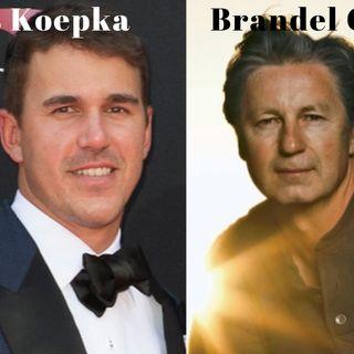 Brooks Koepka v Brandel Chamblee Fight