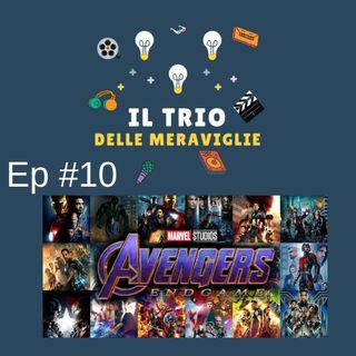 Ep 10 - Avengers: Endgame