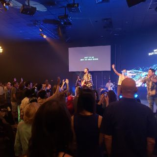 Hillsong BROADCAST 5/22 The Outspoken Show