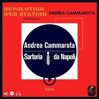INTERVISTA ANDREA CAMMAROTA - SARTO