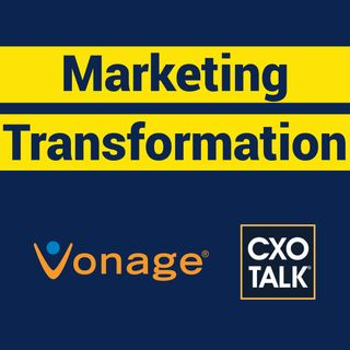 Vonage: Marketing Transformation and Brand Building with Rishi Dave, CMO