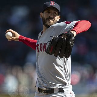 Red Sox Confident In Plan For Starting Pitchers Despite Early Struggles