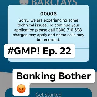Banking Bother - The 'Good Morning Portugal!' Podcast - Episode 23